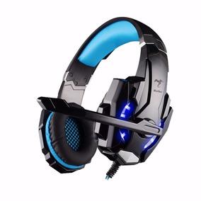 Auriculares Gamer Con Microfono Pc Usb Headset 7.1 Luz Kolke
