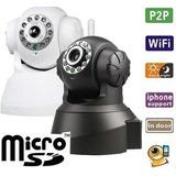 Kit 2 / Câmera Ip Wifi Sem Fio Vigilância Resid Pelo Celular