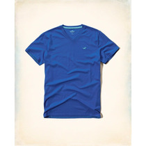 2 Camisetas Da Hollister Roupa Hollister Masculina M E G