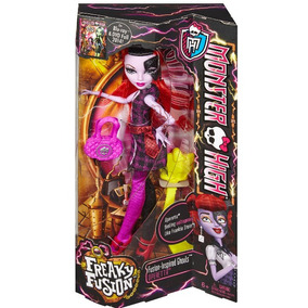 Monster High Operatta Freaky Fusion. Original Mattel