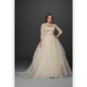vestido de novia 3xl