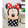 Capinha Capa Case Moto G4 G4 Plus Minnie 3d Linda Luxo Top