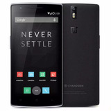 Oneplus One Ram 3gb/64gb 4g Lte Snapdragon 801 5mp 13 Mp
