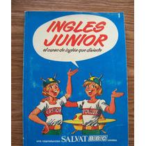Inglés Junior-ilust-curso De Inglés Que Divierte-salvat Bbc-