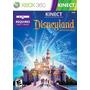 Disneyland Kinect Juego Xbox 360 Microsoft Kqf-00003