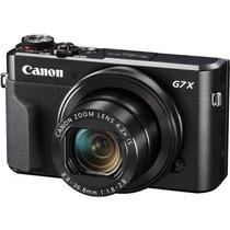 Câmera Canon G7x Mark Ii 2 Wi-fi Vlog Youtube Pronta Entrega