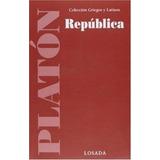 República - Platón - Editorial Losada