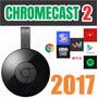 Chromecast 2 Hdmi Edição 2017 Original 1080p Google Full Hd
