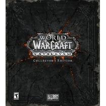 World Of Warcraft Cataclysm Edición De Coleccionista