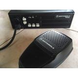 Radio Motorola 2 Metros Con Fuente De Poder Operativo Todo