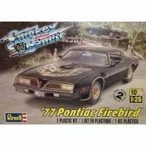 Pontiac Firebird Kit Revell P Montar 1/25 - Plastimodelismo