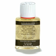 Aceite De Lino Clarificado Sennelier 75ml