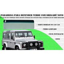 Parabrisas Land Rover Defender 90 110 C Degrade