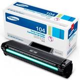 Toner Samsung 104 Mlt-d104s Negro Original Ml-1665, Scx-3200