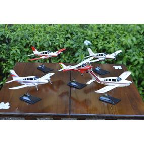 Maquete De Avião Paulistinha Corisco Seneca Cessna E Outros
