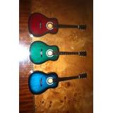 Hermosa Guitarra Acústica