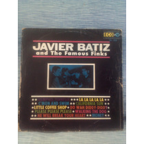 Album Homonimo Lp Nacional Javier Batiz And The Famous Finks