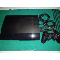 Ps3 Consola 500gb Superslim + 3 Juegos Venta-canje-permuta