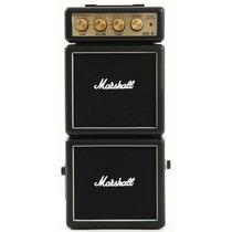 Marshall Ms-4 Amplificador Mini Stack Doble Caja Garantia