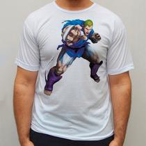 Blusa Street Fighter Camisa Abel