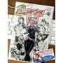 Champions #1 Scott Campbell Decomixado Variante Firmada Coa