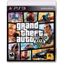 Gta V Grand Theft Auto V 5 Ps3 Nuevo | Físico | Ps3 | Local