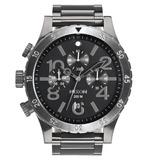 Relógio Masculino Nixon 48-20 Chrono All Gunmetal