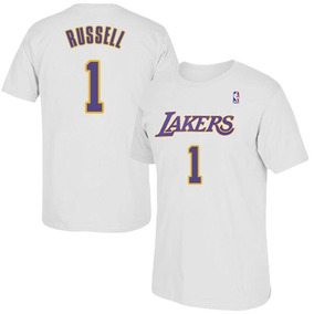 Remera Estampada Nba Los Angeles Lakers Dangelo Russell