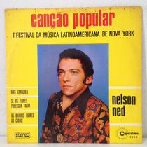 Compacto Nelson Ned (canção Popular 1970)