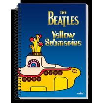 Caderno Universitário The Beatles 01 Matéria 96 Fls Credeal