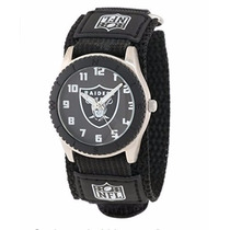 Reloj Unisex Juvenil Game Time Nfl Oakland Raiders