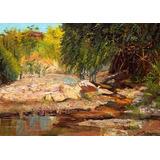 En El Bosque - Pintura Al Óleo (jsedamanos)
