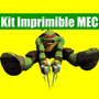 Kit Imprimible Personalizado Tortugas Ninja Invitacion Candy