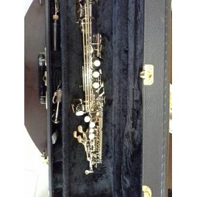Sax Sprano Eagle Sp502 Preto Onix