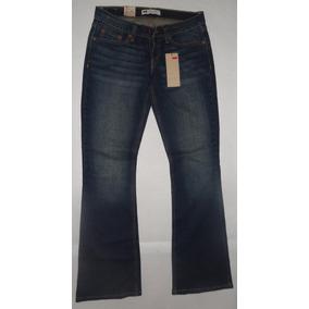Levi´s 524 Boot Cut Dama 100%original Jeans Bota Ancha Levis