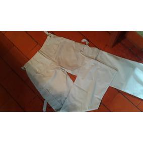 Pantalón Mujer T M.tipo Cargo.medidas.san Isidro