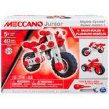 Educando Meccano Junior Motocicleta 49 Pzs Armar Construcc