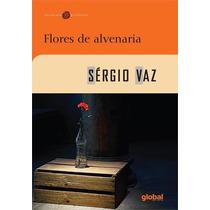 Livro Flores De Alvenaria - Sérgio Vaz - Poesia Cooperifa