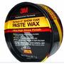 3m Cera En Pasta - Paste Wax Carnauba Brillo Y Proteccion