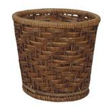 Cachepo De Bambu Redondo 19x16cm - Gzt