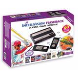 Intellivision Retro, Con 60 Juegos Incluidos Y 2 Controles.