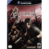 Resident Evil 4 Gamecube Gc Wii Original Completo + Envio