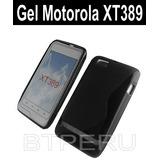 Funda Gel Case Para Motorola Xt389 Motosmart Protector Tpu
