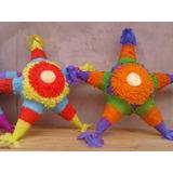 Piñatas Estrellas Mexicanas De Pájaros En La Cabeza!!!
