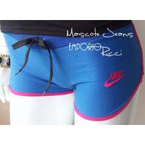 Shorts Feminino De Moletom Grandes Marcas
