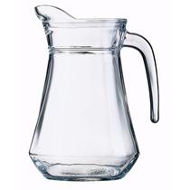 Jarra De Vidro Para Suco Água 1,25 Litros Cozinha Presente