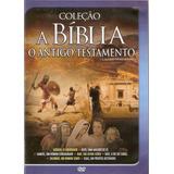 Dvd Coleção A Bíblia - O Antigo Testamento - Novo***