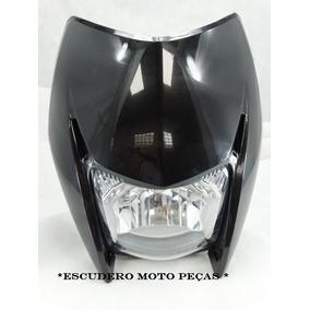 Farol Completo C/ Carenagem Honda Bros 150 Ano 2009 Á 2011