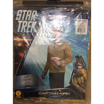 Disfraz Capitan Kirk Viaje A Las Estrellas Envio Incluido