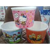Tobitos Infantiles ...toys Story, Hello Kitty , Minions...